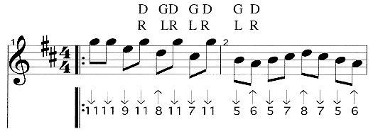 P63 decoupage lingual